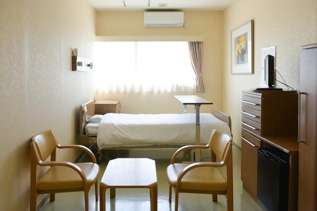 入院施設のご案内