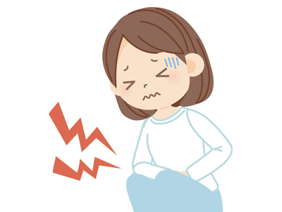 お腹 の 左下 が 痛い